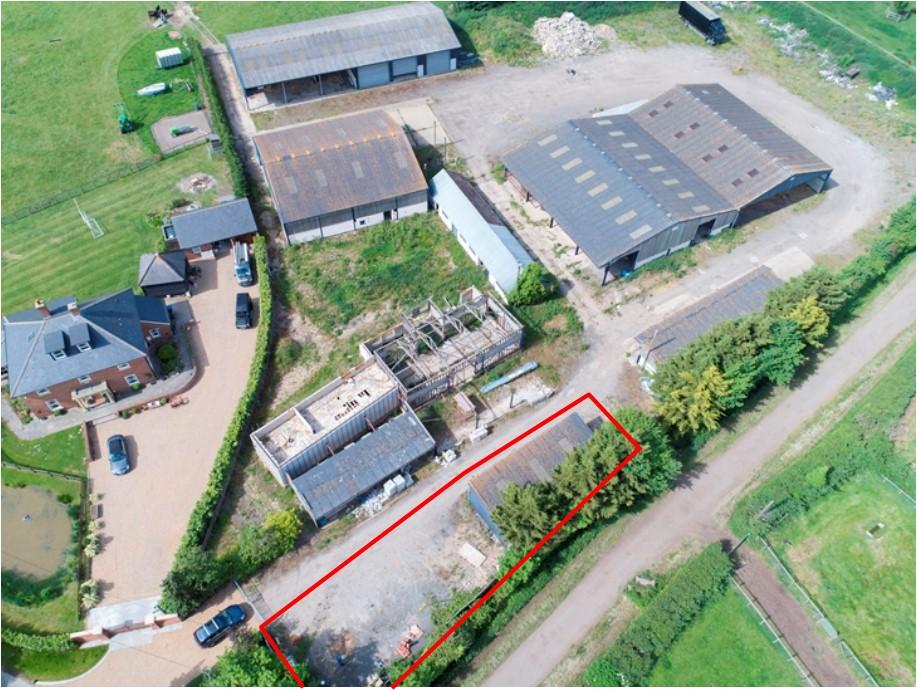 Similar property   BUILDINGS AT CONINGSBY FARM -  LOT 2 - MAIDENHEAD