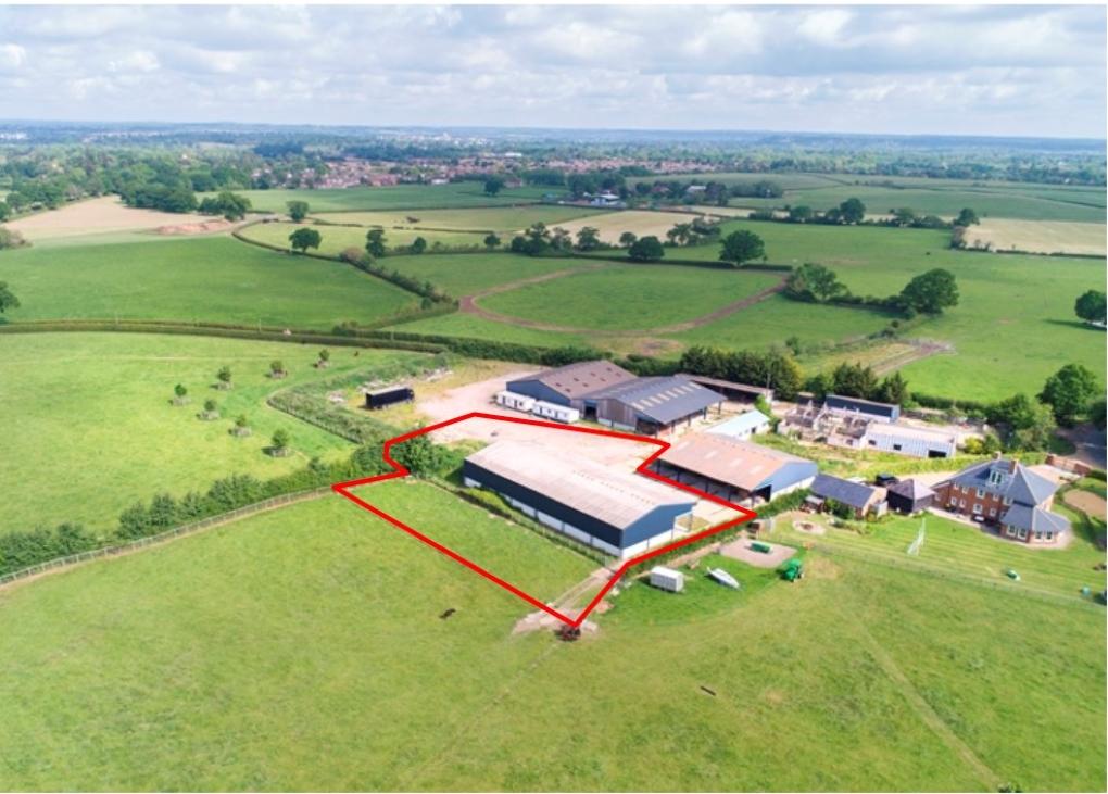 Similar property | BUILDINGS AT CONINGSBY FARM - LOT 5 - MAIDENHEAD