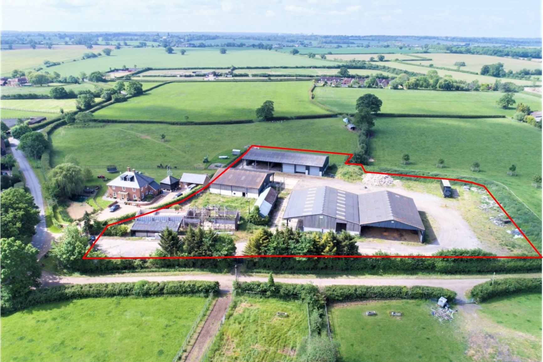 Similar property | BUILDINGS AT CONINGSBY FARM - MAIDENHEAD