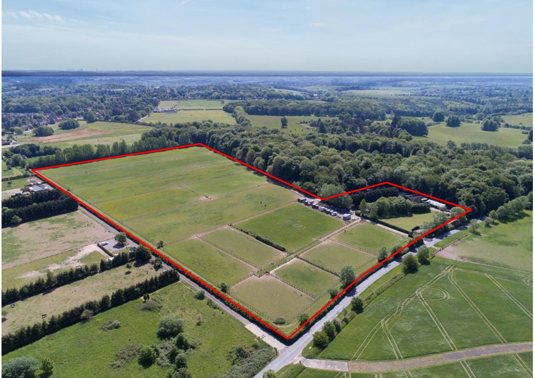 Similar property | CROSS LANES FARM - CHALFONT SAINT GILES