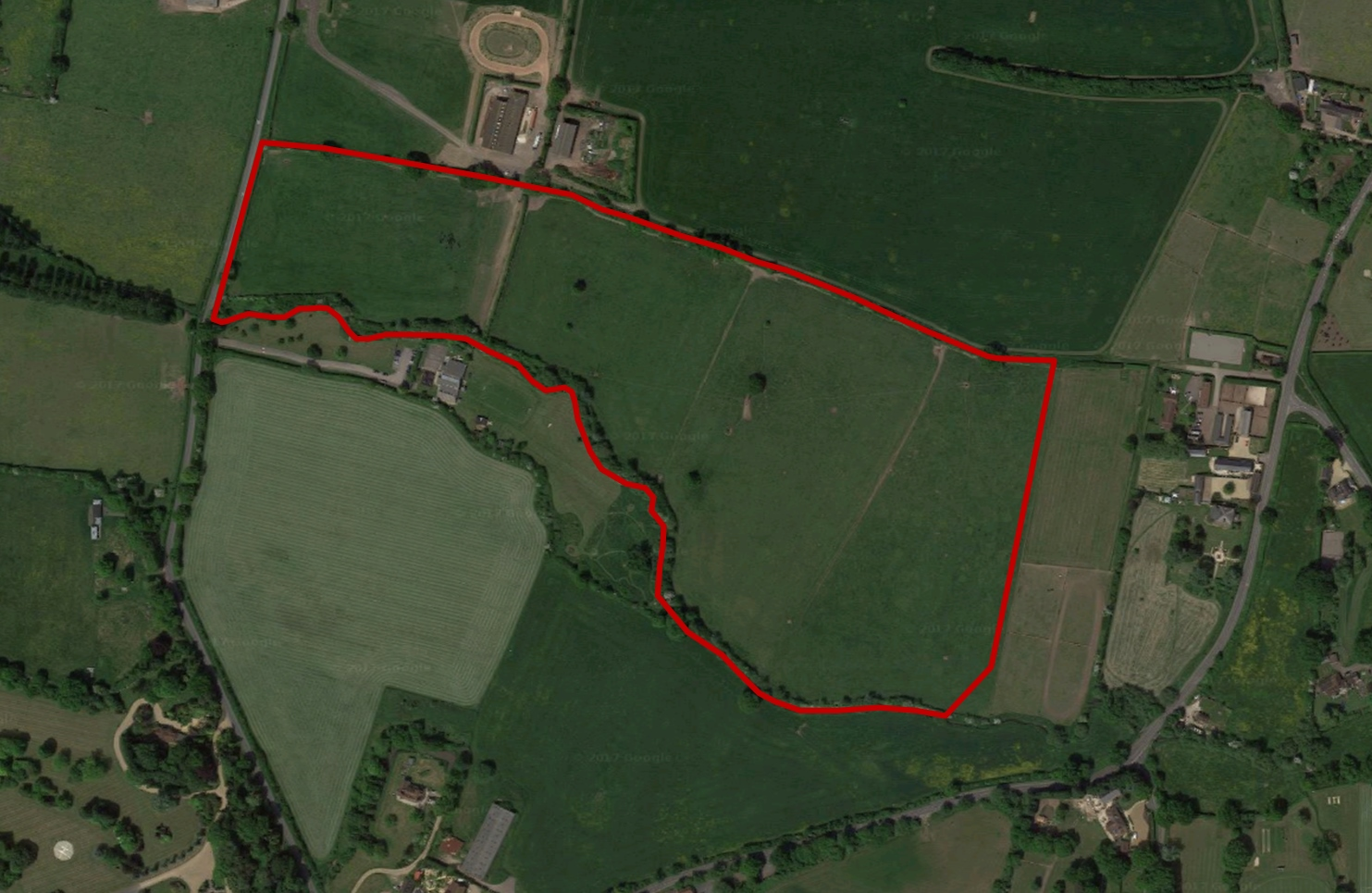 Similar property | Pastureland extending to 29.87acres - Warfield, Bracknell