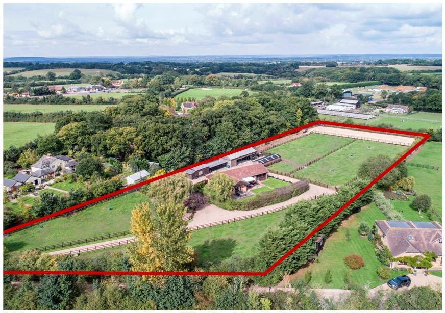 Whitewoods Farm, Garsons Lane, Warfield